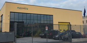 Maxwell Oil Tools Headquarters Ravenna