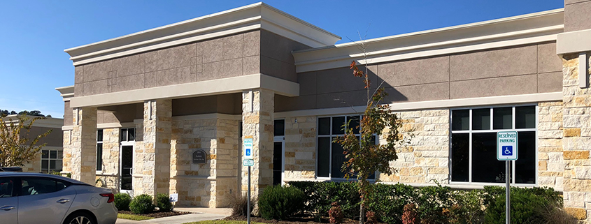 Houston new branch office